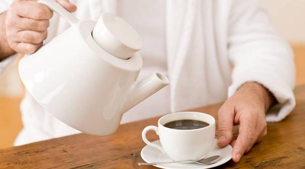 Пятно от кофе, чем вывести