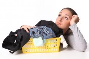 Пятна от масла на одежде, что делать?